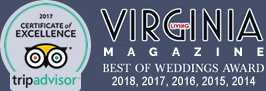 Trip Advisor, Virginia Living Magazine